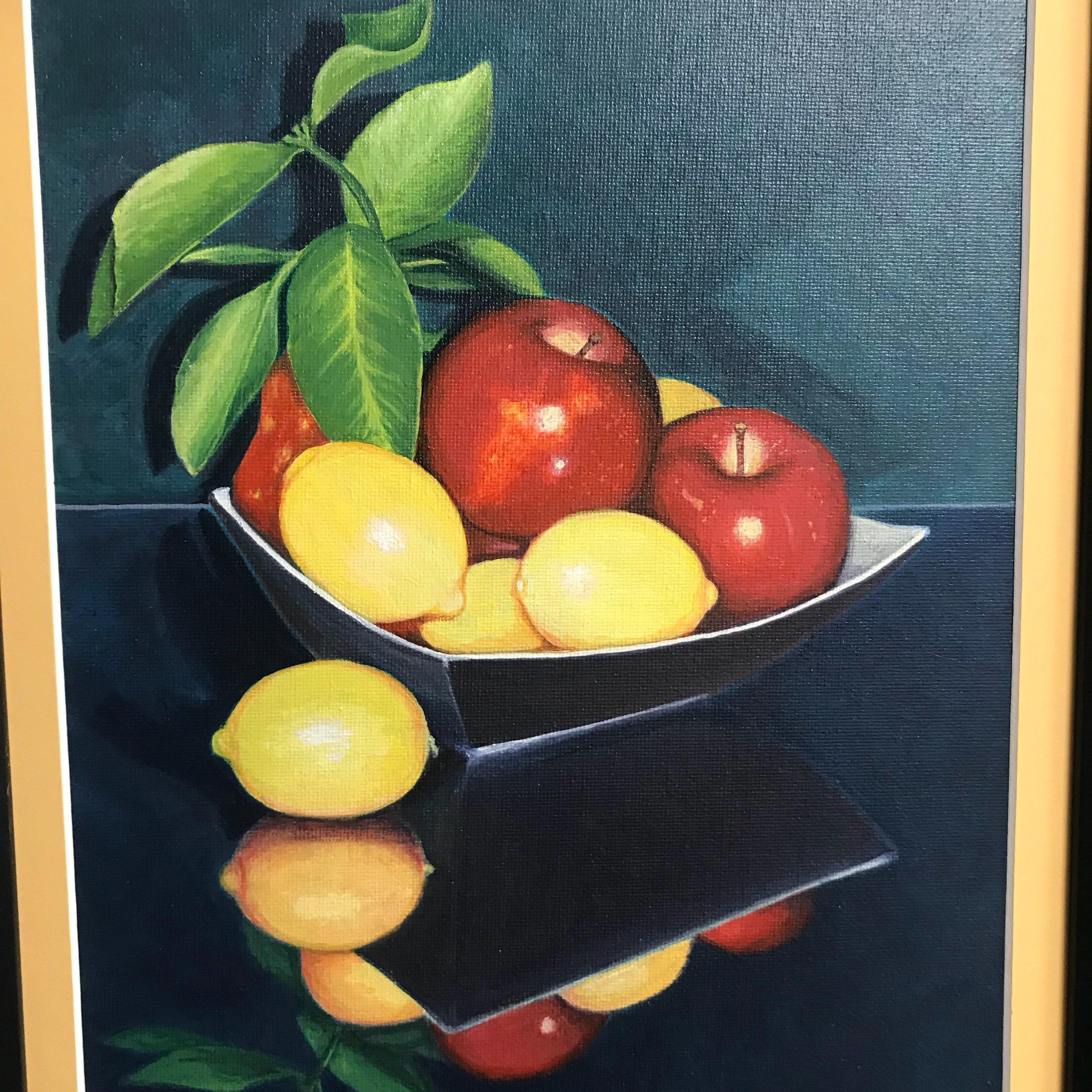 Fruity Reflection