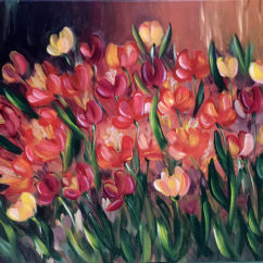 Carolyn Shoemaker_Tulips