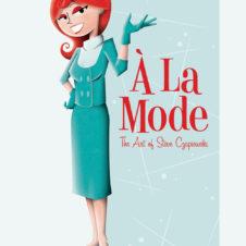 A La Mode Cover- Steve Czapiewski